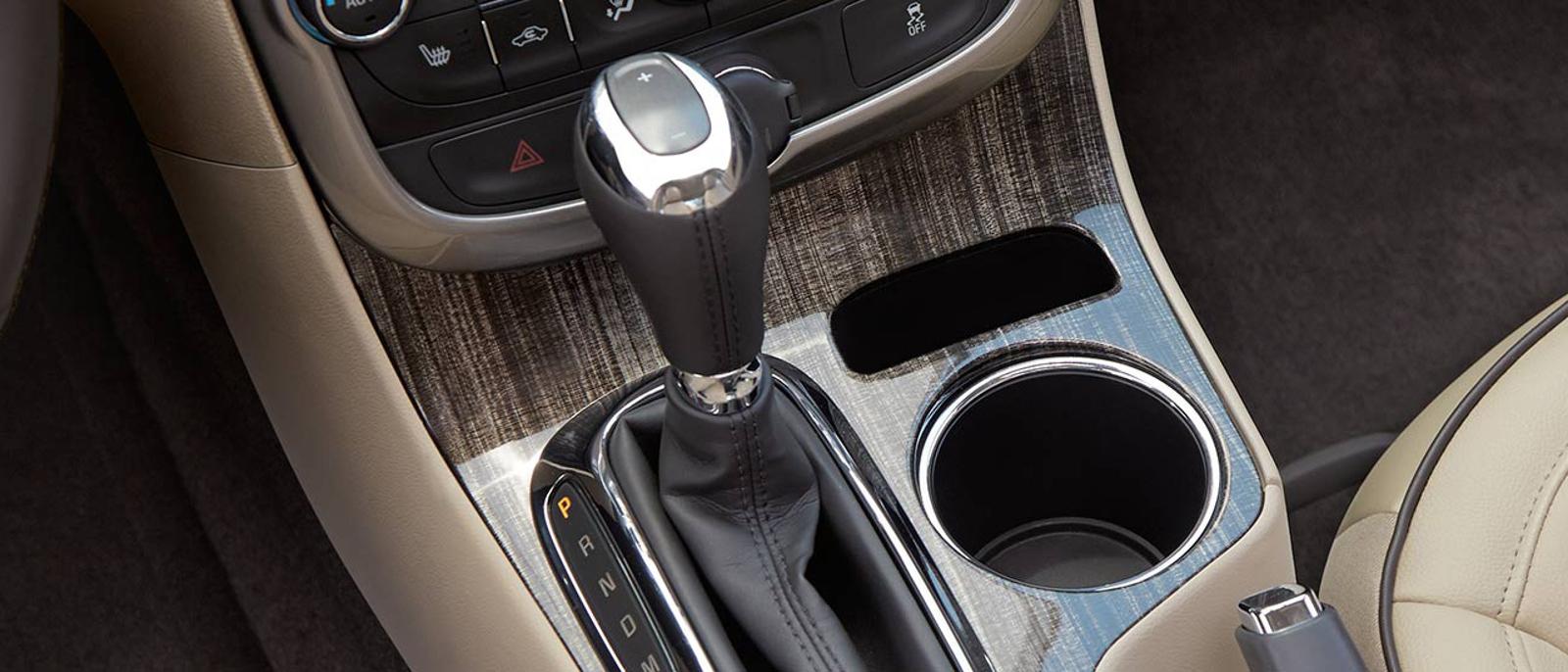2016 Chevrolet Malibu Limited Gear Shift
