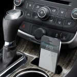 2016 Chevy Malibu Limited with cell phone holder