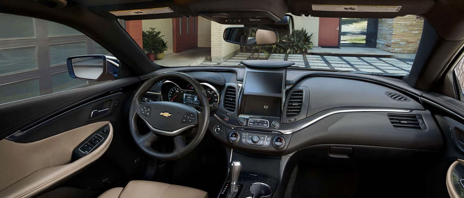 Astounding Learn All About The 2017 Chevy Impala Inside And Out Gmtry Best Dining Table And Chair Ideas Images Gmtryco