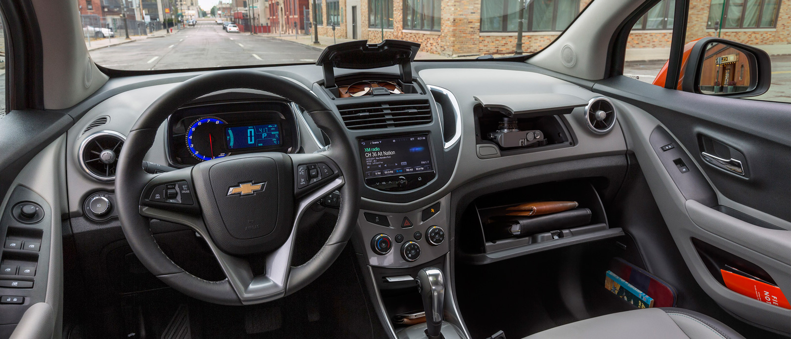 2016 Chevy Trax Interior Cabin