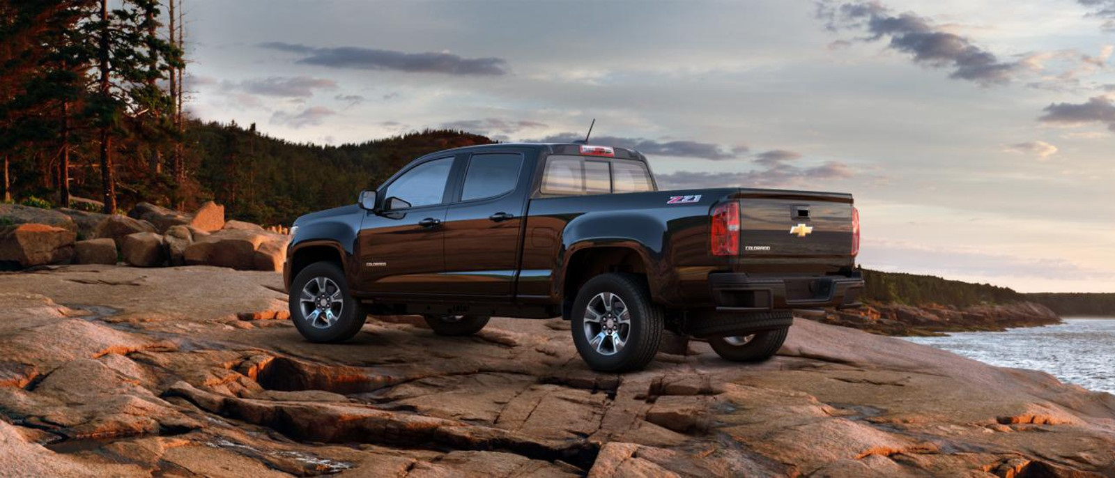2017 Chevy Colorado is Coming to Bradenton and Memphis