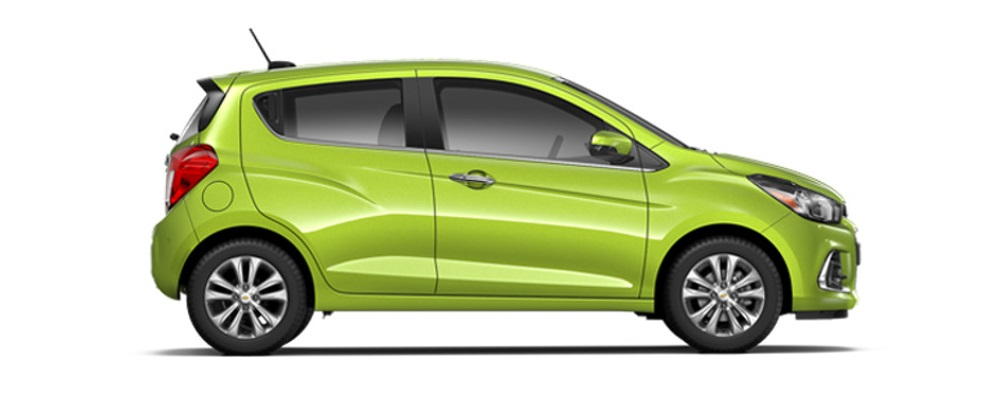 The 2017 Chevy Spark Changes Are Coming Cox Chevy