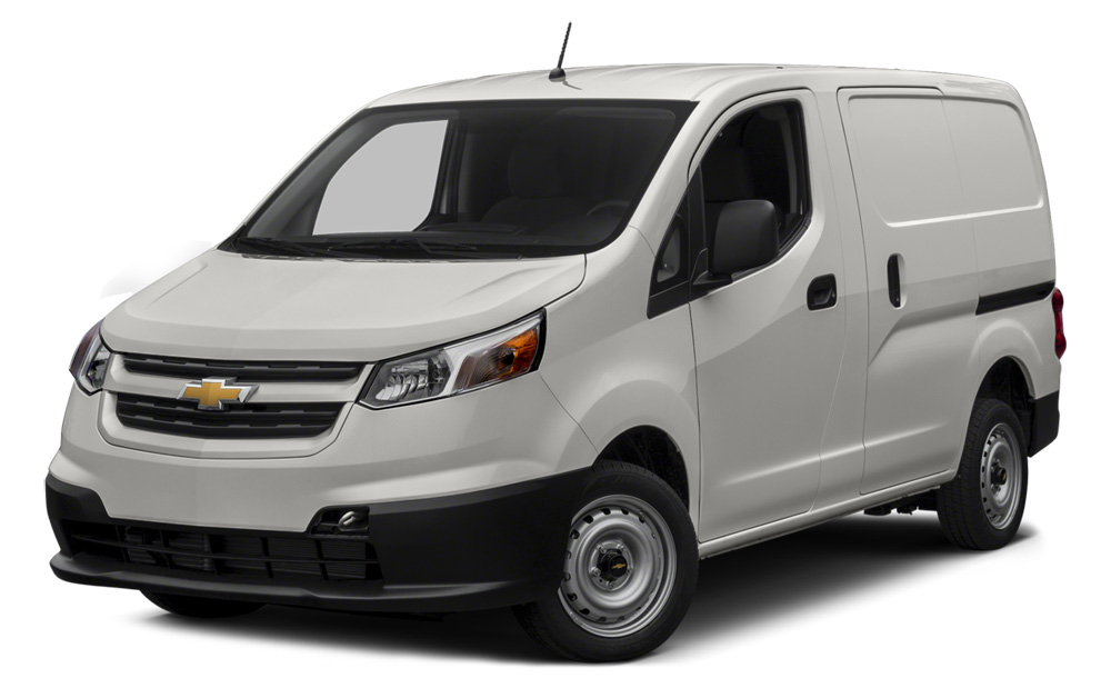 2016 Chevrolet City Express