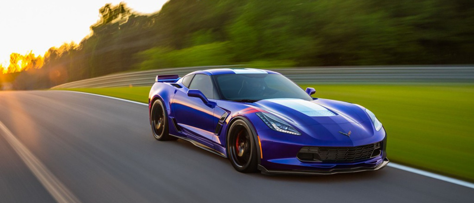 2017 Chevy Corvette Grand Sport Front1