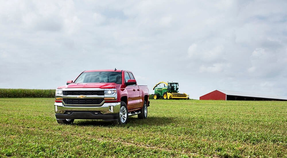 2017 Chevy Silverado 1500 LD Red Hot Gallery6 1