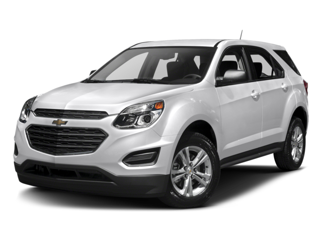 2017 Chevy Equinox Gray