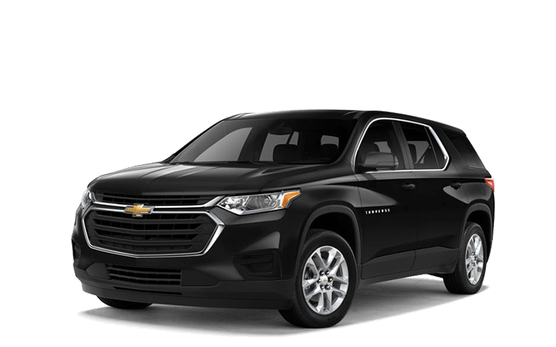 2018 Chevrolet Traverse Model Info | Cox Chevy