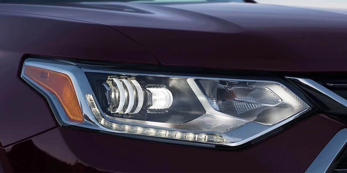 2018 Chevrolet Traverse Headlights
