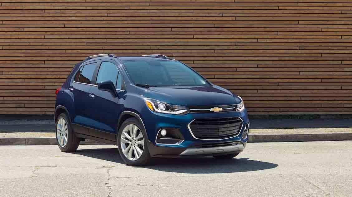 New Chevrolet Suv And Crossover Lineup At Cox Chevy
