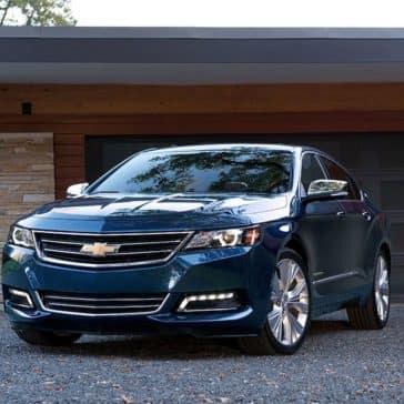 2018 Impala Exterior Front