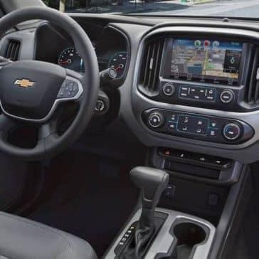 2018 Chevrolet Colorado Exterior Silver