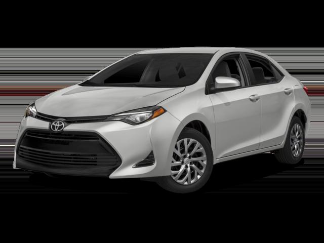 2018 Toyota Corolla L CVT