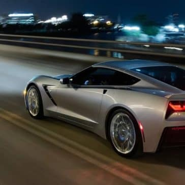 2019 Chevrolet Corvette Stingray Exterior Gallery 2