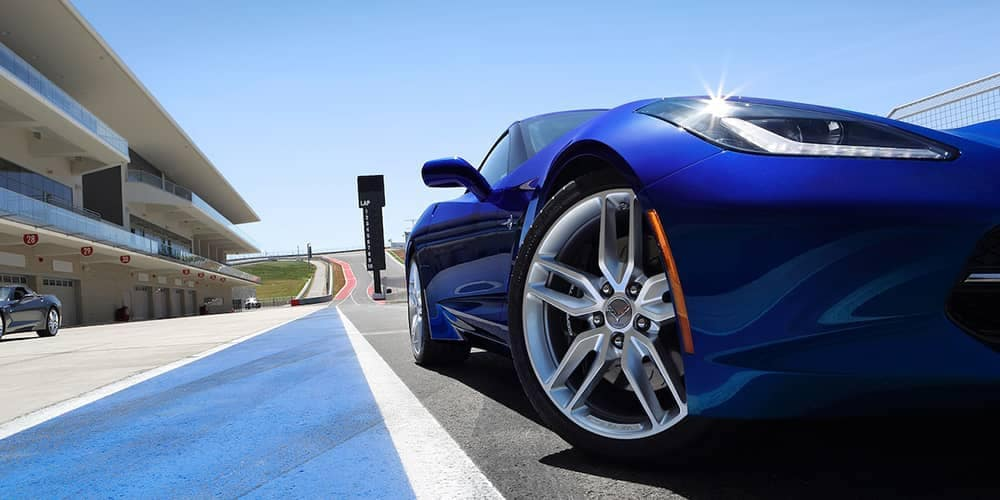 2019 Chevrolet Corvette Stingray Exterior Gallery 3