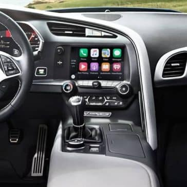 2019 Chevrolet Corvette Stingray Interior Gallery 6