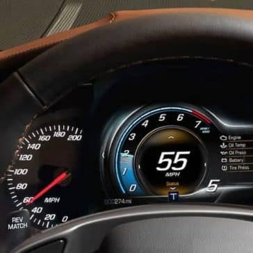 2019 Chevrolet Corvette Stingray Interior Gallery 7