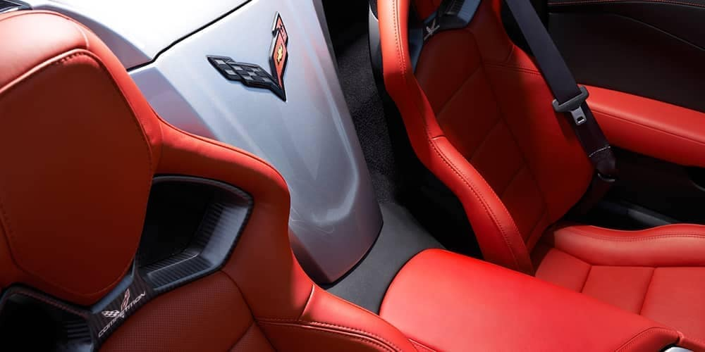 2019 Chevrolet Corvette Stingray Interior Gallery 8