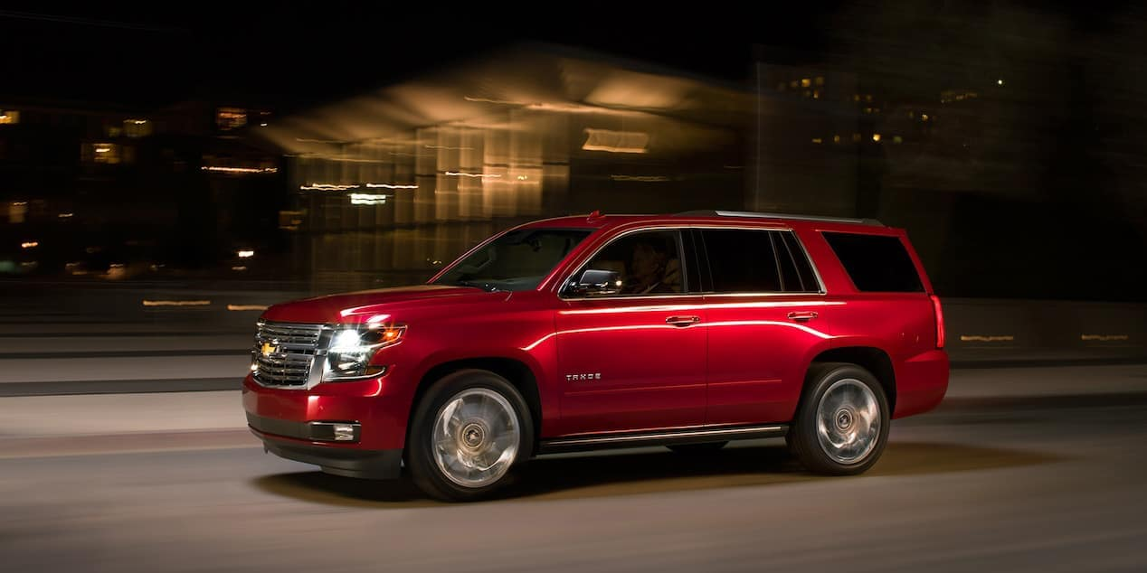 2019 Chevrolet Tahoe vs  2018 Nissan Armada MPG and Towing
