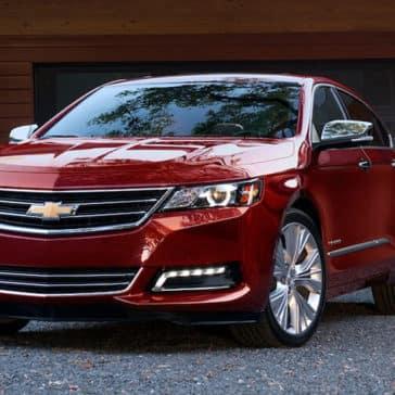 2019-Chevrolet-Impala-angled-parked