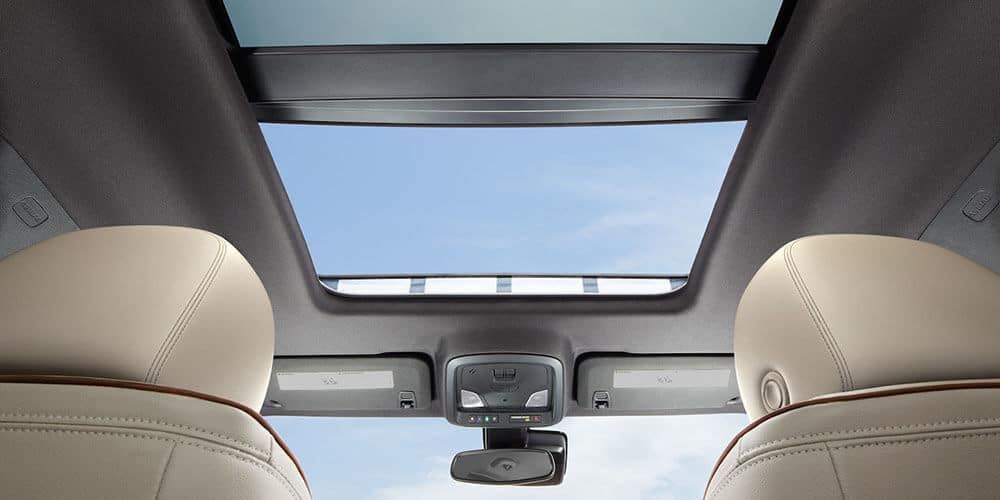 2019-Chevrolet-Impala-interior-sunroof