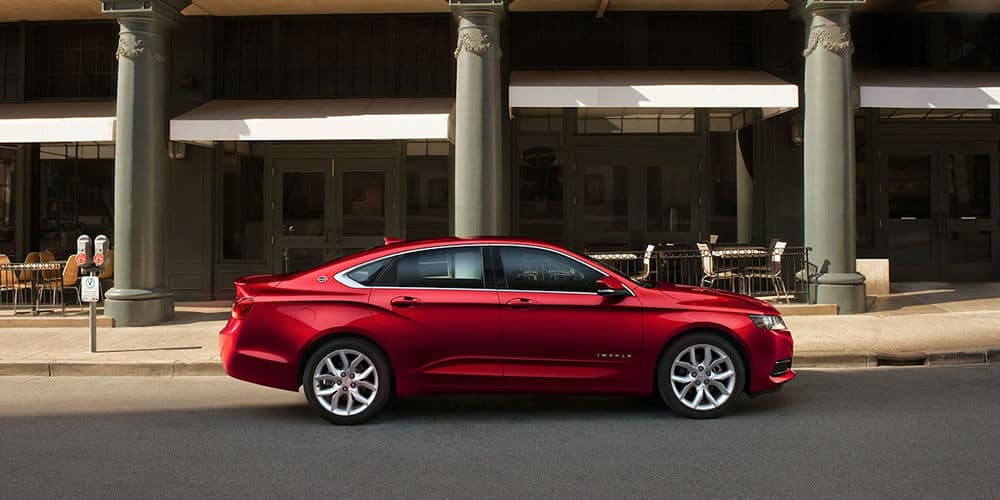 2019-Chevrolet-Impala-sideview-parked