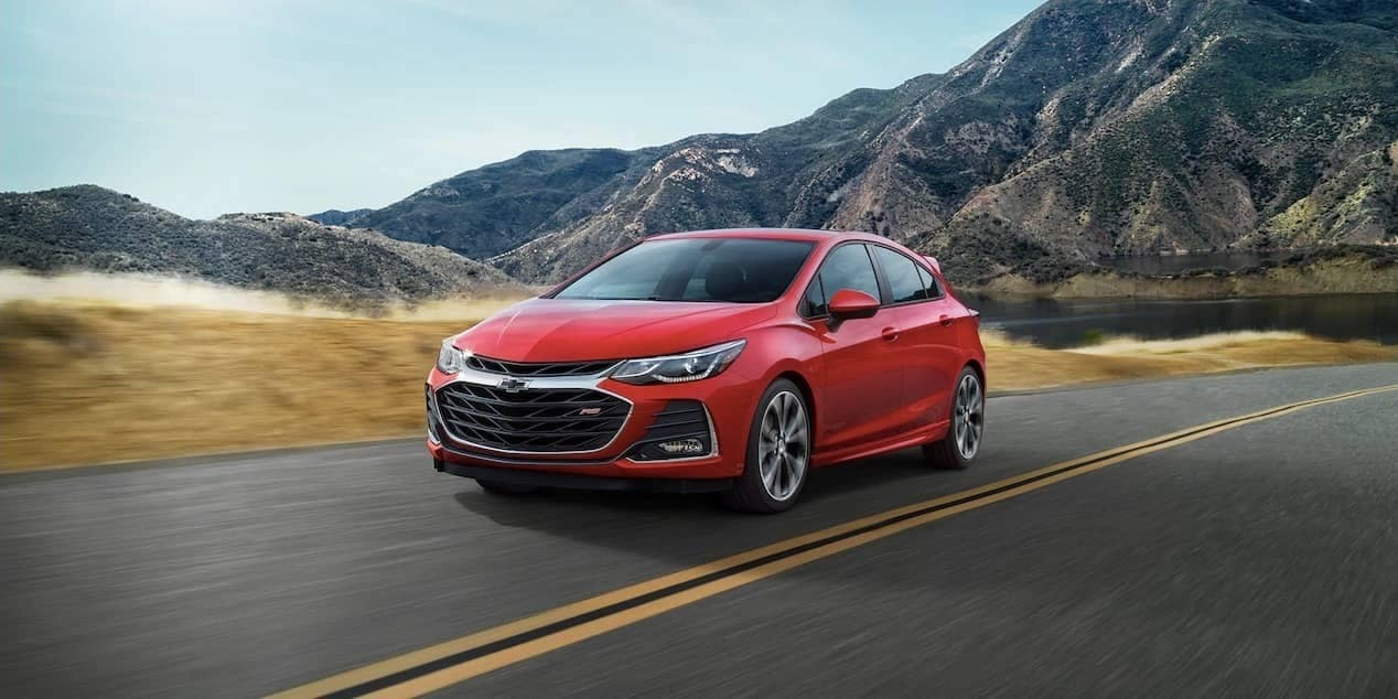 2019 Chevrolet Cruze Trims Price Specs Cox Chevrolet