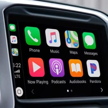 2019 Chevrolet Silverado 1500 entertainment features