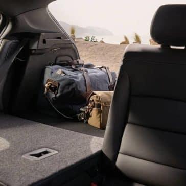 2019 Chevrolet Cruze cargo space