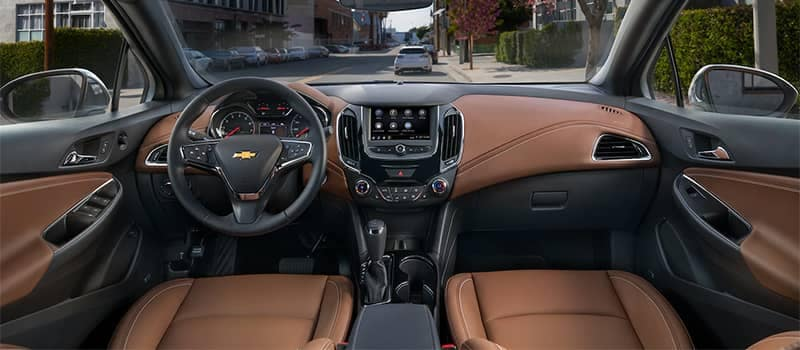 2019 Chevrolet Cruze Technology Features