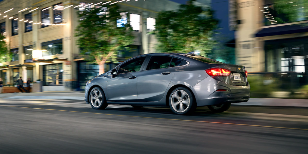 Discover The Chevrolet Cruze Fuel Economy Ratings