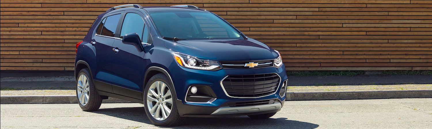 2019 chevy trax blue