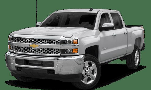 2019 Chevrolet Silverado 2500 Crew Cab Work Truck