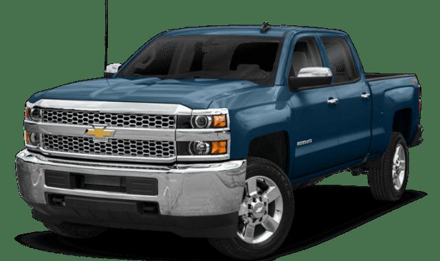 2019 Chevrolet Silverado 3500 Crew Cab Work Truck