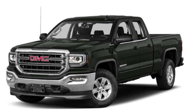 2019 gmc sierra 1500 black