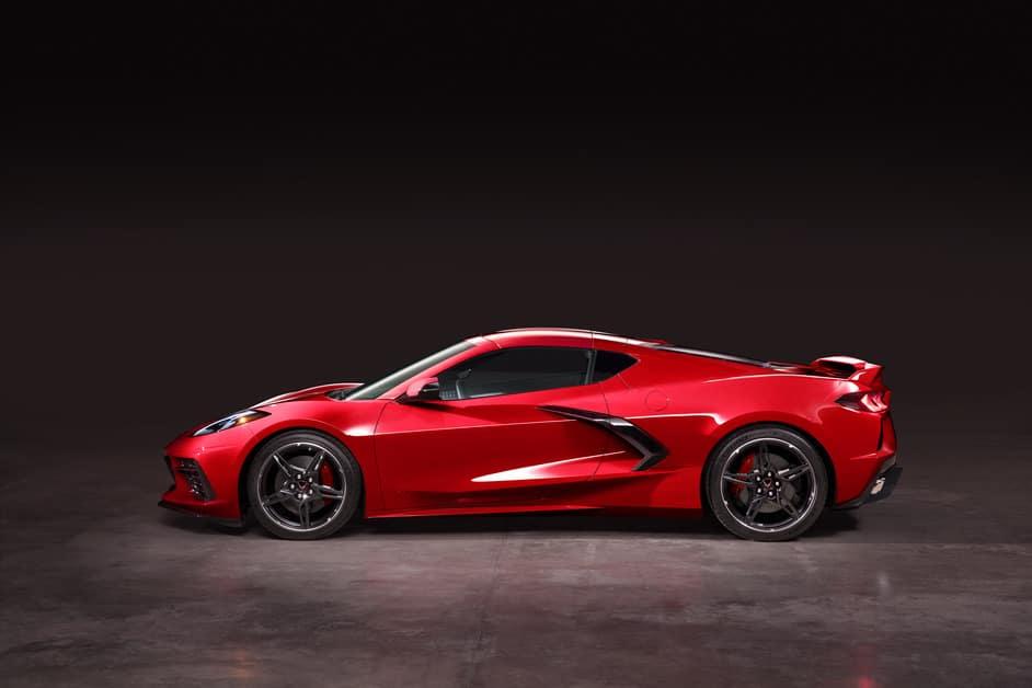 2020 Corvette Exterior