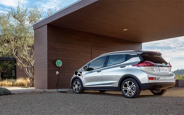 Chevrolet Bolt EV Charging
