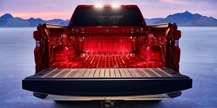 Chevrolet Silverado Bed