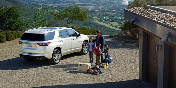 Family by Chevrolet Traverse