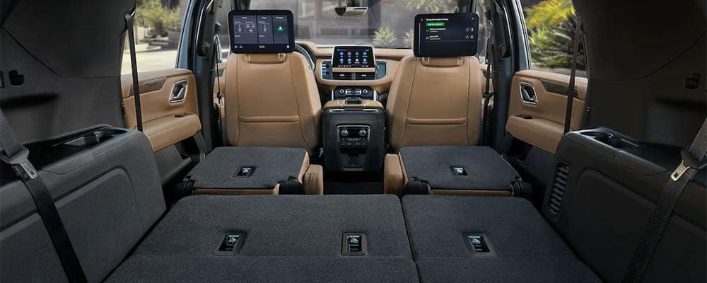 Chevy Tahoe Seating Options