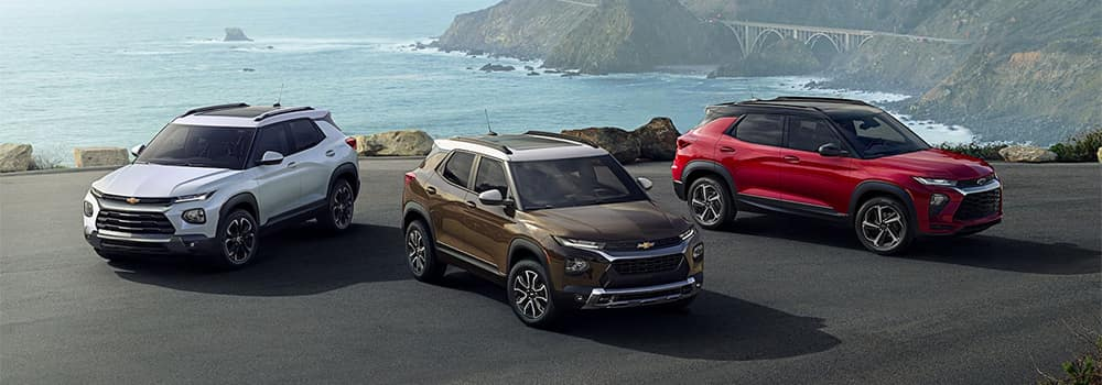 Chevy Trailblazer Models