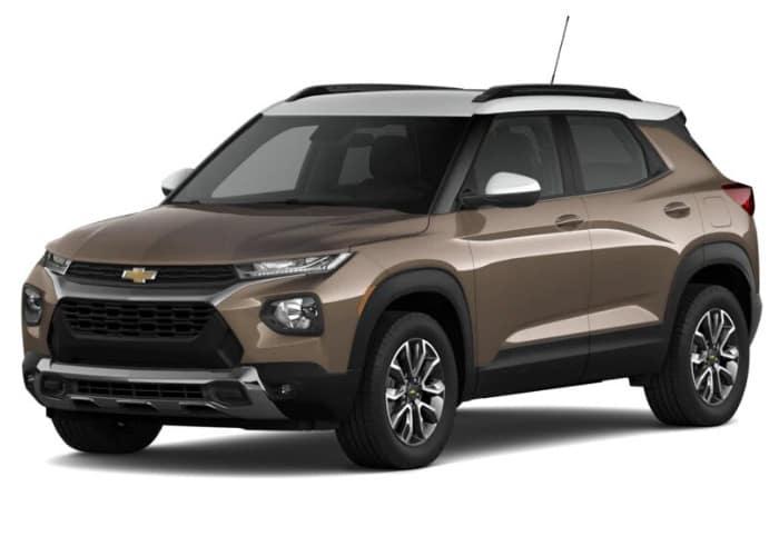 New 2022 Chevrolet Trailblazer