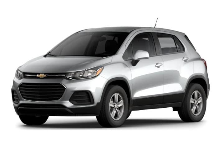 New 2021 Chevrolet Trax