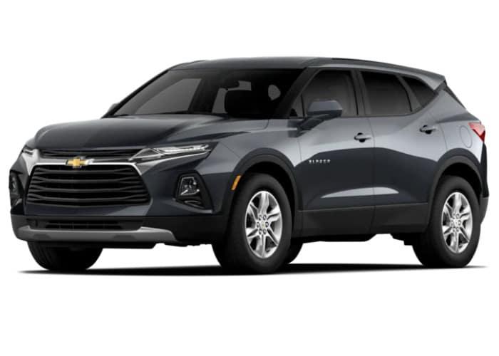 New 2021 Chevrolet Blazer