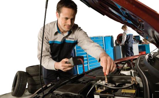 Mazda Service Technician