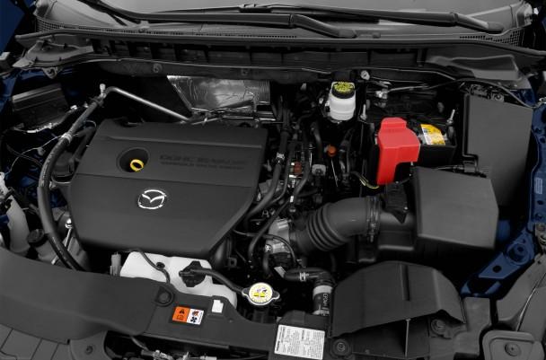 Mazda CX7 Engine