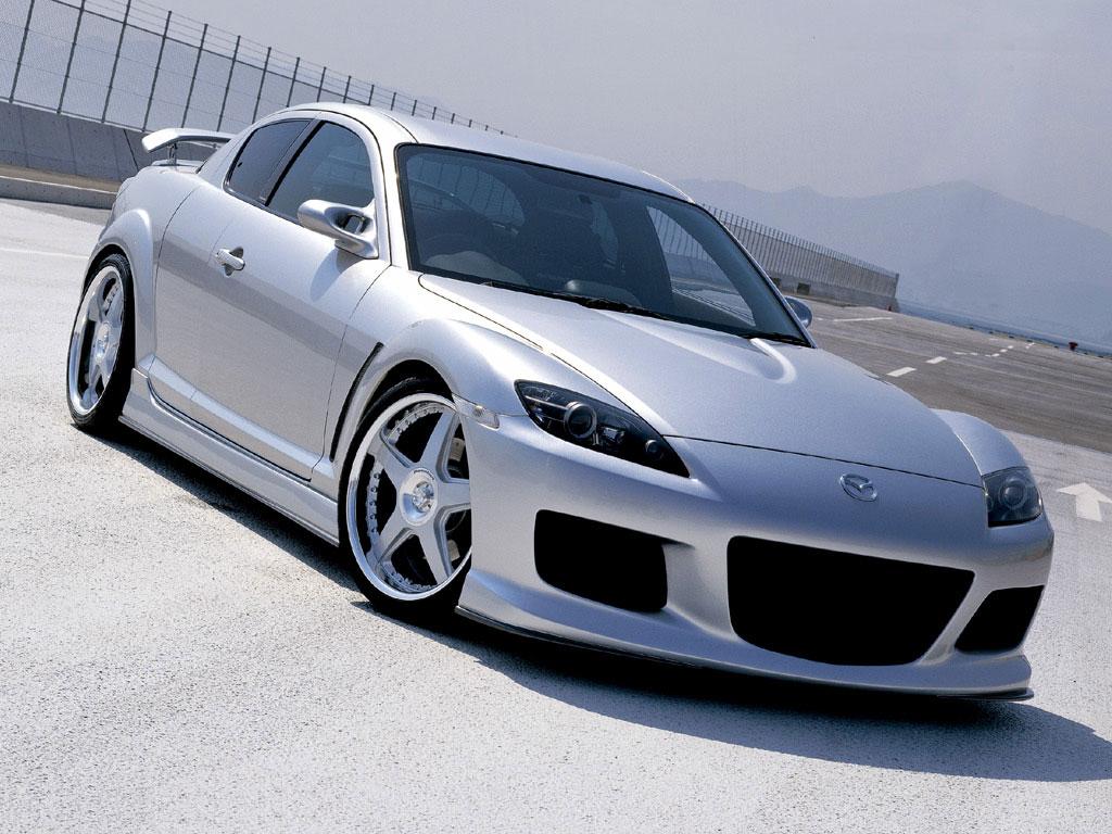 Mazda RX8 Supercar