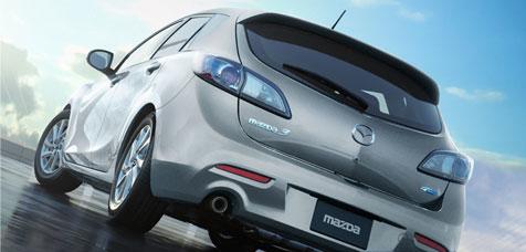 2013 Mazda3 5-door