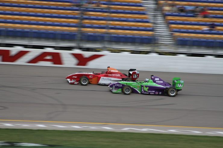 Pro Mazda Racing Series