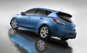2014 Mazda3 5-Door
