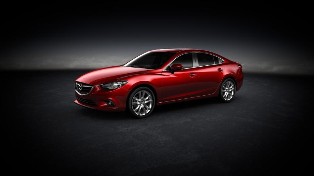 2014 Mazda6 4